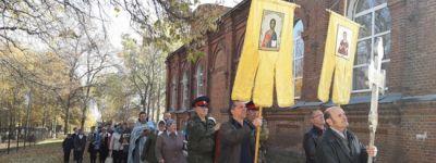 Престольный праздник встретили в Смородино
