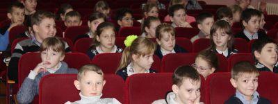 Православные мультфильмы показали детям в Малакеево