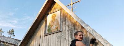 Православные обустроили источник святого Пантелеимона в Колтуновке