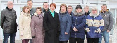 Митрополит Белгородский наградил журналистов газеты «Вперёд»