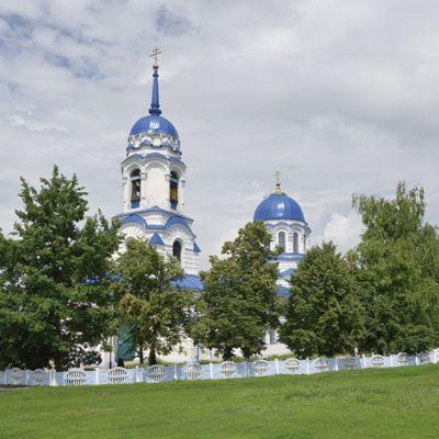 Храм Рождества Христова в селе Лесное Уколово