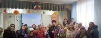 Рождественский концерт организовали в Нижних Пенах