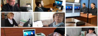 Руководители духовно-просветительских центров и воскресных школ Губкинской епархии приняли участие в вебинаре Патриархии  о летней работе с детьми