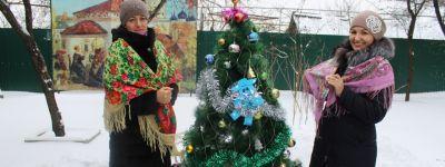 О традициях, связанных со встречей православного Нового года, рассказали в Корочанском музее