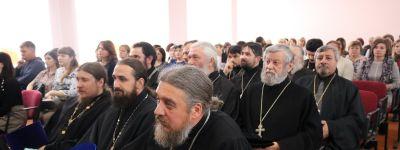 В городе Алексеевка начали работу XXVIII Международные Рождественские образовательные чтения «Великая победа: наследие и наследники»