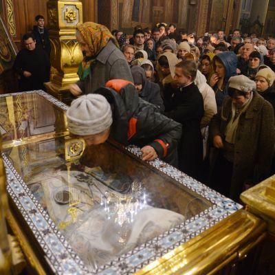 Торжества в честь небесного Покровителя Белогорья