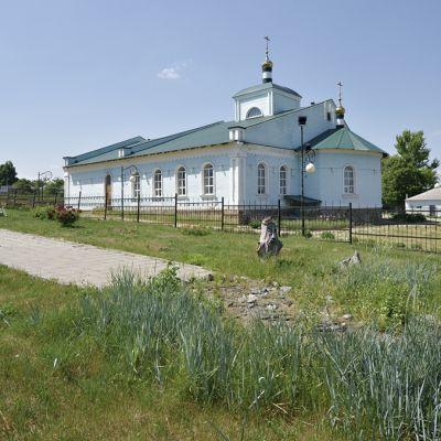 Храм Покрова Пресвятой Богородицы в селе Подольхи