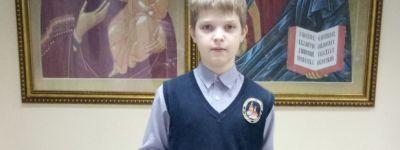 Ученик старооскольской православной гимназии стал вице-чемпионом Самарских молодежных радиосоревнований