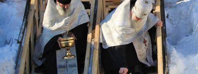 Великое освящение вод завтра совершат в Старом Осколе
