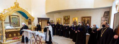 В Белгороде состоялось заседание Епархиального Совета