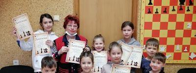 Конкурс рисунков и поделок «Шахматная фантазия» организовал шахматный кружок Воскресной школы Смоленского собора в Белгороде