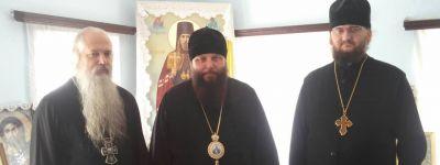 Епископ Манхеттенский посетил святые места Старого Оскола