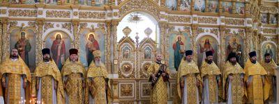 В Валуйках состоялось торжественное богослужение в день празднования 1030-летия Крещения Руси
