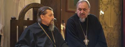 Придел в честь Спаса Нерукотворного Покровского храма в Песчанке освятил белгородский митрополит