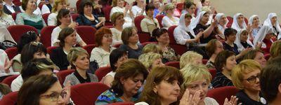 Шестой форум белгородского «Союза православных женщин» начал свою работу в Старом Осколе