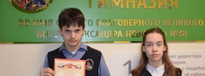 Своё видение героя Великой Отечественной войны православные гимназисты из Старого Оскола выразили в рисунках