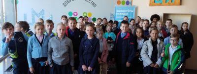 Православные гимназисты Старого Оскола побывали на спектакле Воронежского театра юного зрителя