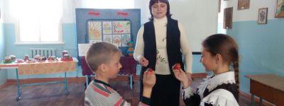 Пасхальные состязания организовали в школе в Афоньевке