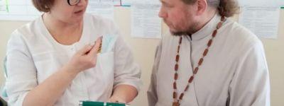 Прихожане храма святой блаженной Ксении Петербургской города Губкина собрали пожертвования на помощь детям с диабетом