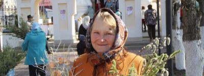 Благотворительную «Вербную ярмарку» провели в Валуйках