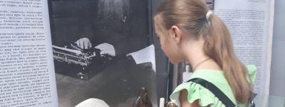 Ученики воскресной школы Смоленского собора посетили Православную выставку «Ангел Святого Белогорья»