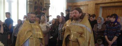 Богослужения 22-й Недели по Пятидесятнице состоялись в Белгородской семинарии