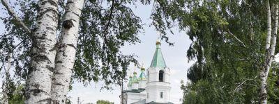 2 августа митрополит Белгородский совершит литургию в храме пророка Божия Илии в Старом Осколе