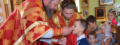 Иоанно-Предтеченскому храму, возведенному в районе Горняшка в Старом Осколе, исполнилось 10 лет