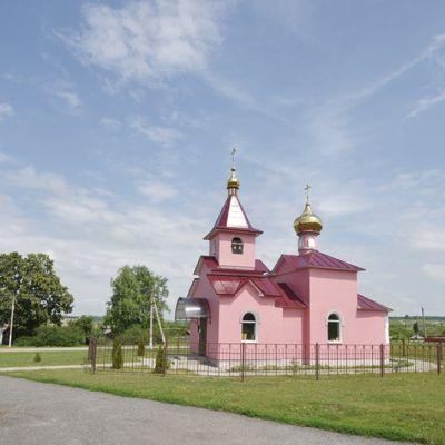 Храм-часовня великомученика Дмитрия Солунского в селе Короткое