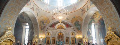 Вместе с митрополитом Белгородским отметили престольный праздник в храме  Белгородского университета