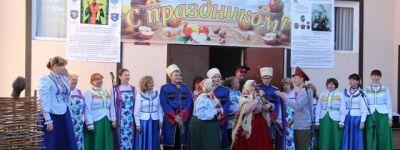 Фестиваль казачьей культуры «Казачество – честь и слава России» благословили в Соболёвке