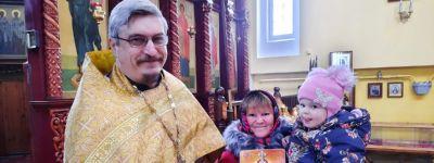 Итоги фотоконкурса, посвящённого 20-летию храма святых бессребреников и чудотворцев Космы и Дамиана, подвели в Краснояружском благочинии