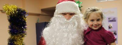 В Рождественские святки белгородские сёстры милосердия организовали праздники для детей из бедных семей