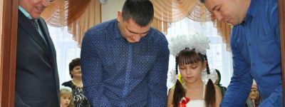 Новый сельский клуб освятили в Санково