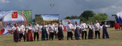 В престольный праздник в Красном отметили 361-летие села