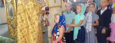 Подготовительная группа по духовно-нравственному воспитанию на основе православия открыта в детском саду «Аленький цветочек» в Городище