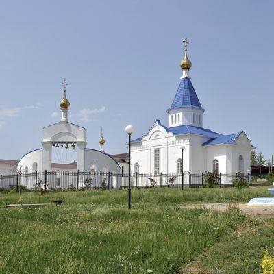 Храм во имя Святого апостола и евангелиста Иоанна Богослова в Покровке