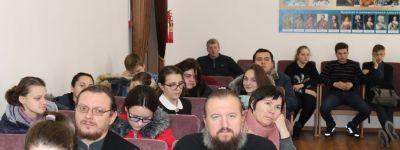 Рождественские чтения провели в Волоконовском благочинии
