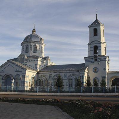 Храм Покрова Пресвятой Богородицы в Иловке