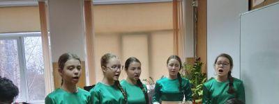 Ребята из Воскресной школы Смоленского собора победили в городском конкурсе вокалистов в Белгороде