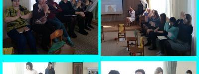 Практический семинар для педагогов по вопросам профилактики опорно-двигательного аппарата провели в белгородском православном детском саду