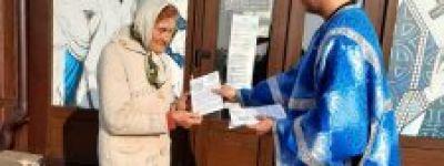 Миссионерские издания подготовили и раздали прихожанам в Краснояружском благочинии