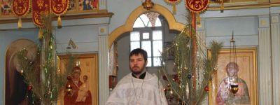 Рождество восславили в храмах в Казачьей и в Ивановской Лисицах