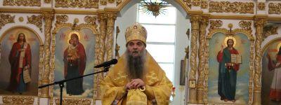 В день памяти равноапостольной Марии Магдалины епископ Валуйский совершил литургию в кафедральном соборе епархии