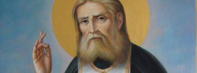 Мощи Серафима Саровского 30 июля прибудут в кафедральный собор Валуйской епархии в Валуйках