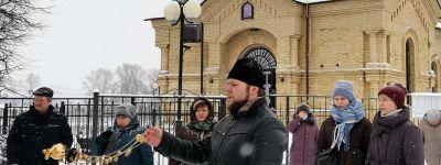 В Алексеевском городском округе в Крещение отпраздновали 78-летие освобождения