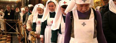 Представители Губкинской епархии участвовали в общецерковном съезде по социальному служению