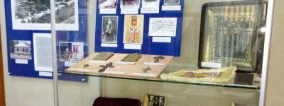 Православные гимназисты посетили выставку «Старый Оскол театральный»