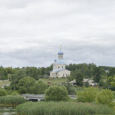Храм Архистратига Михаила в селе Архангельское