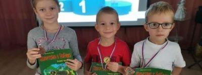 Конкурс «Юный эрудит» вновь состоялся в православном детском саду в Белгороде